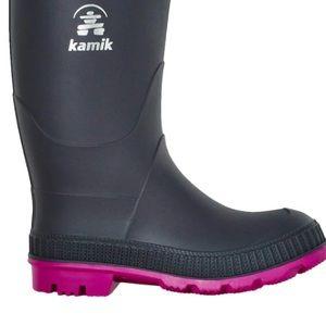 🌧 Kamik girls' rain boots